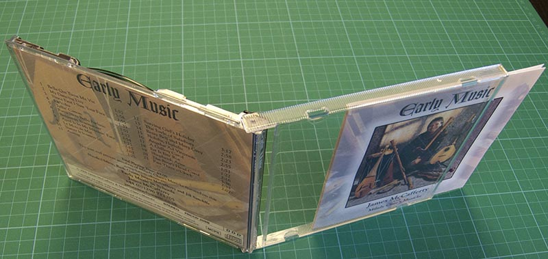 Jewel Case with inlays