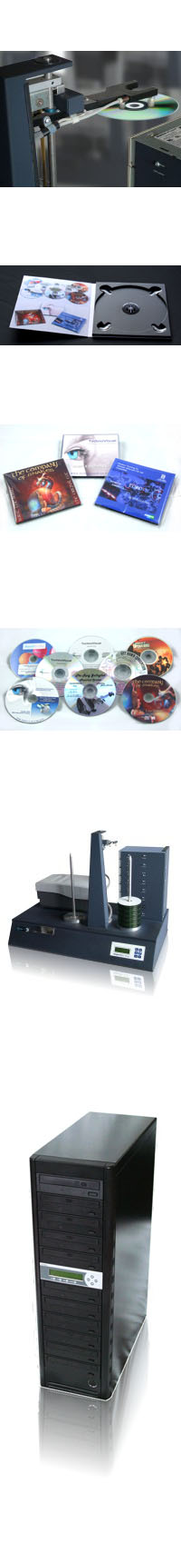 CD & DVD Duplication and Printing Services
